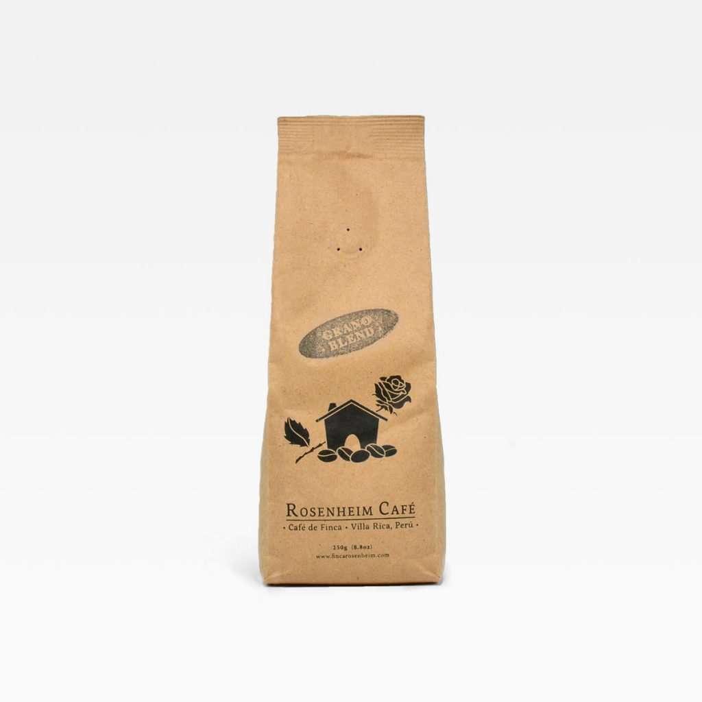 Café en grano Finca Rosenheim