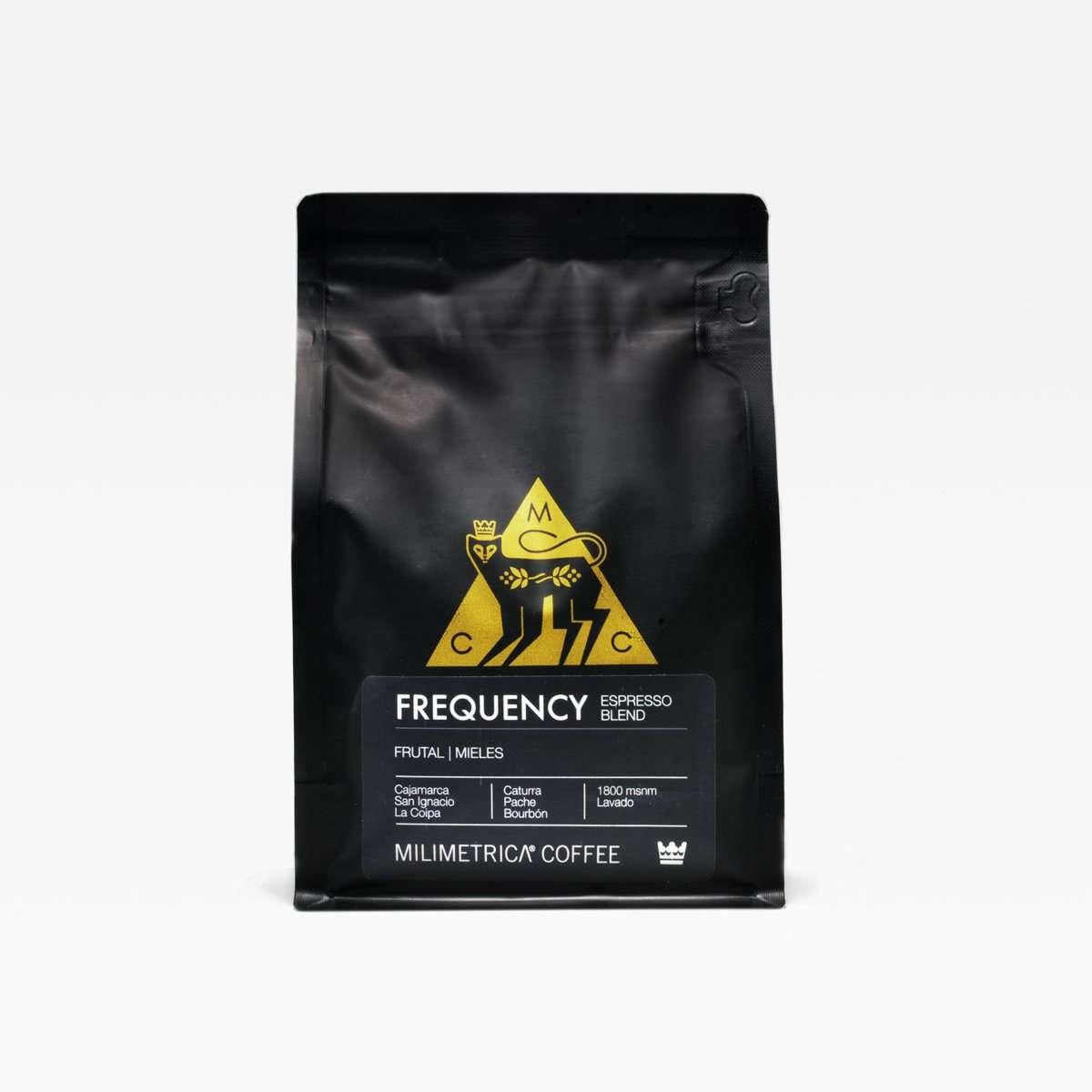 Café Milimétrica Frequency