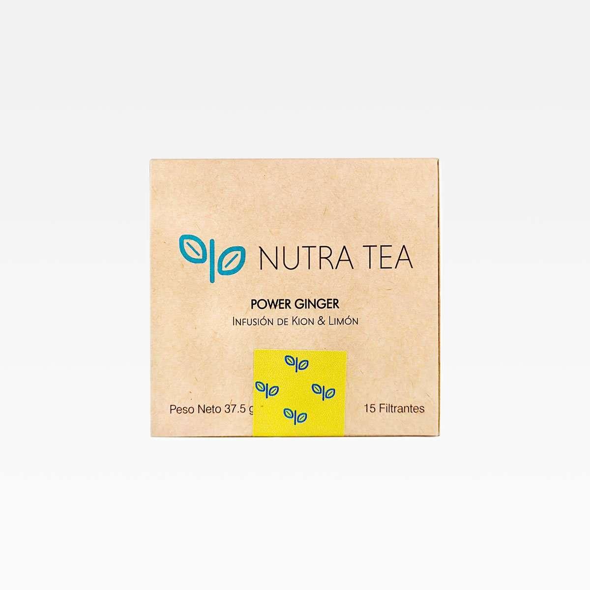 Té Nutra Tea Power Ginger