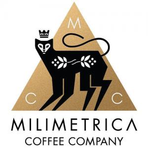 Milimetrica Café Miraflores Logo