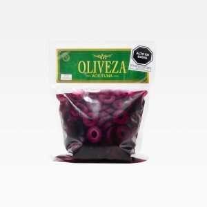 Aceitunas botijja en rodajas Oliveza