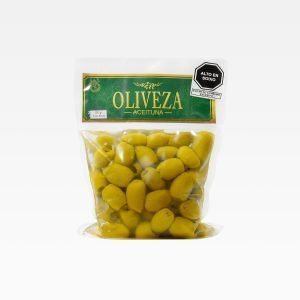 Aceitunas verde Oliveza
