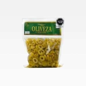 Aceitunas verde rodajas Oliveza