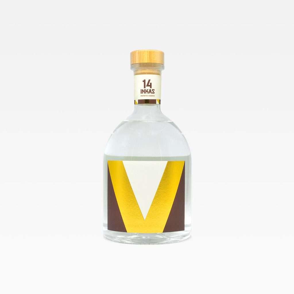 Vodka 14 inkas