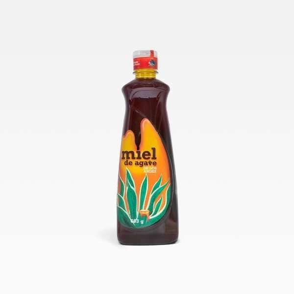 Miel de agave Aqara de los Andes 683 g