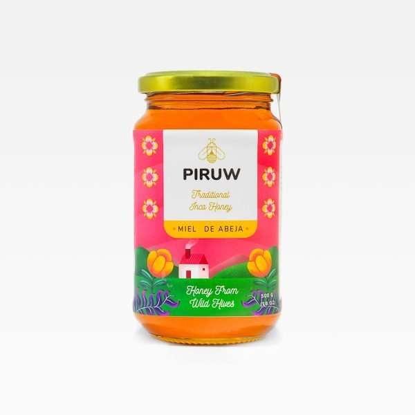 miel de abeja Piruw