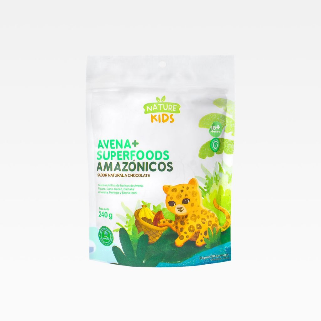 Blend amazónico Nature Kids