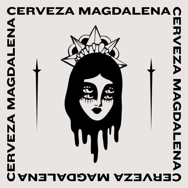 Cerveza Magdalena Logo